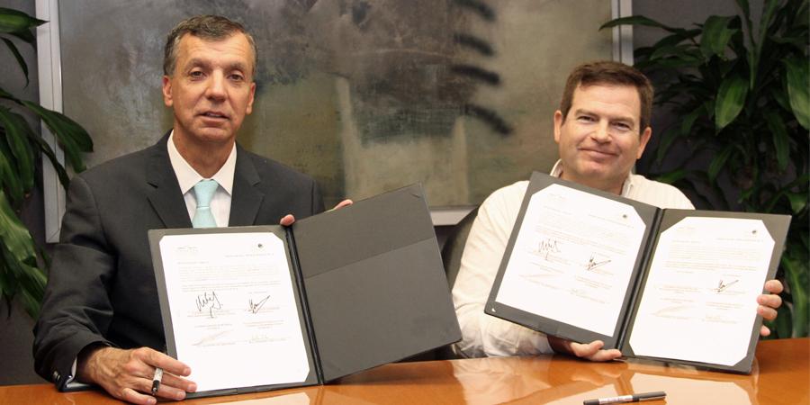 PROFEPA y Pronatura Noroeste firman convenio image