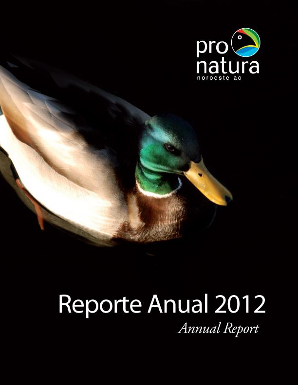 pronatura-reporte2013
