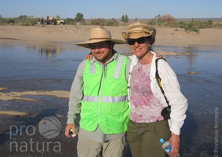 Pronatura Noroeste AC recibe Premio a la Conservación del Desierto Sonorense por la Restauración del Delta del Río Colorado image