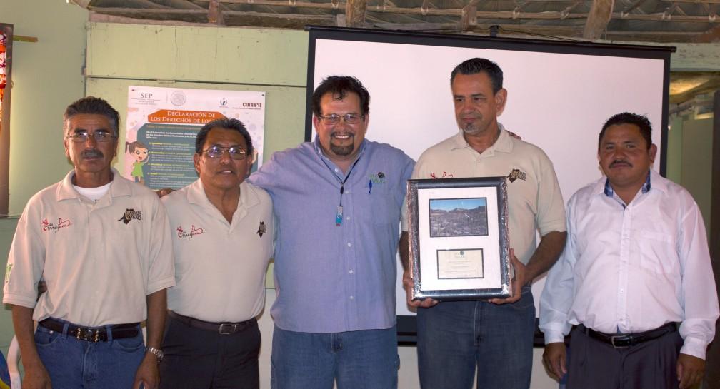 La reserva ecológica Comunidad Maijanú cumple una década y para celebrarlo, ratifica su compromiso con la conservación de la Laguna San Ignacio y la Ballena gris image