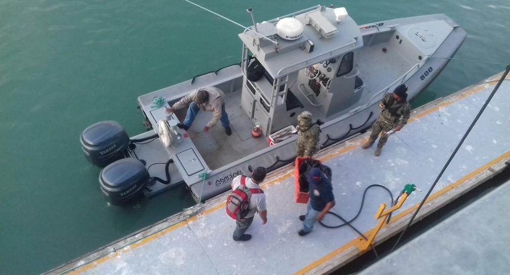 Se incorporan tres embarcaciones en vigilancia ante la pesca ilegal image