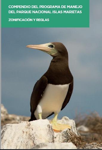 Compendio del Programa de Manejo del Parque Nacional Islas Marietas. Zonificación y Reglas. image