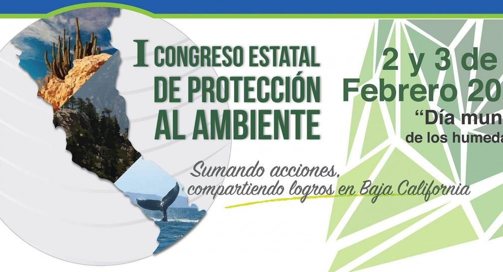 Se realizará Primer Congreso Estatal de Protección al Ambiente en Ensenada, B. C. image