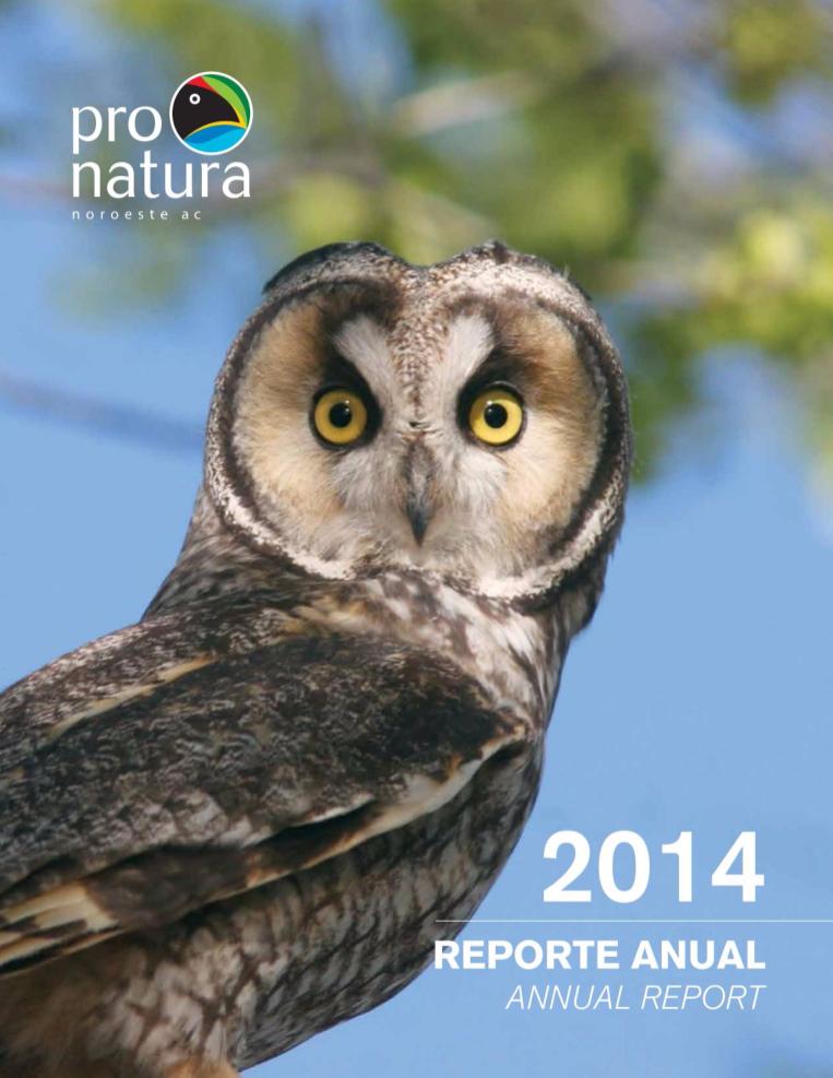 pronatura-reporte2014