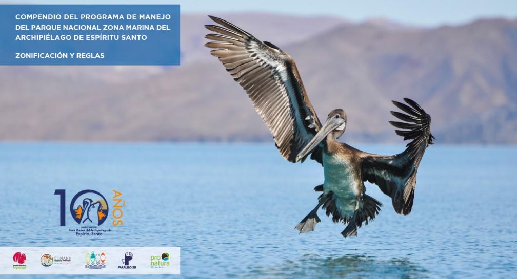 Compendio del Programa de Manejo del Parque Nacional zona marina del Archipiélago de Espíritu Santo image