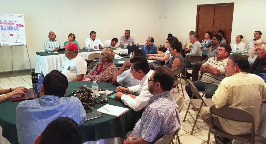 Presentación de taller de Plan de Manejo Pesquero de Almeja Chocolata image