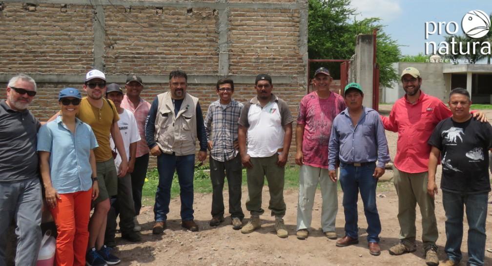 Alianzas para la pesca sustentable en Marismas Nacionales, Nayarit image