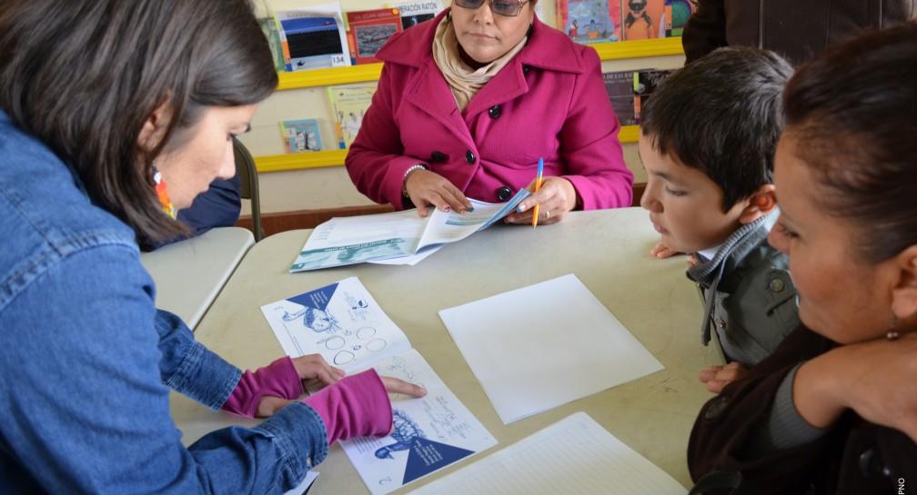 (Español) Evaluación de estrategias educativas con enfoque en la conservación image